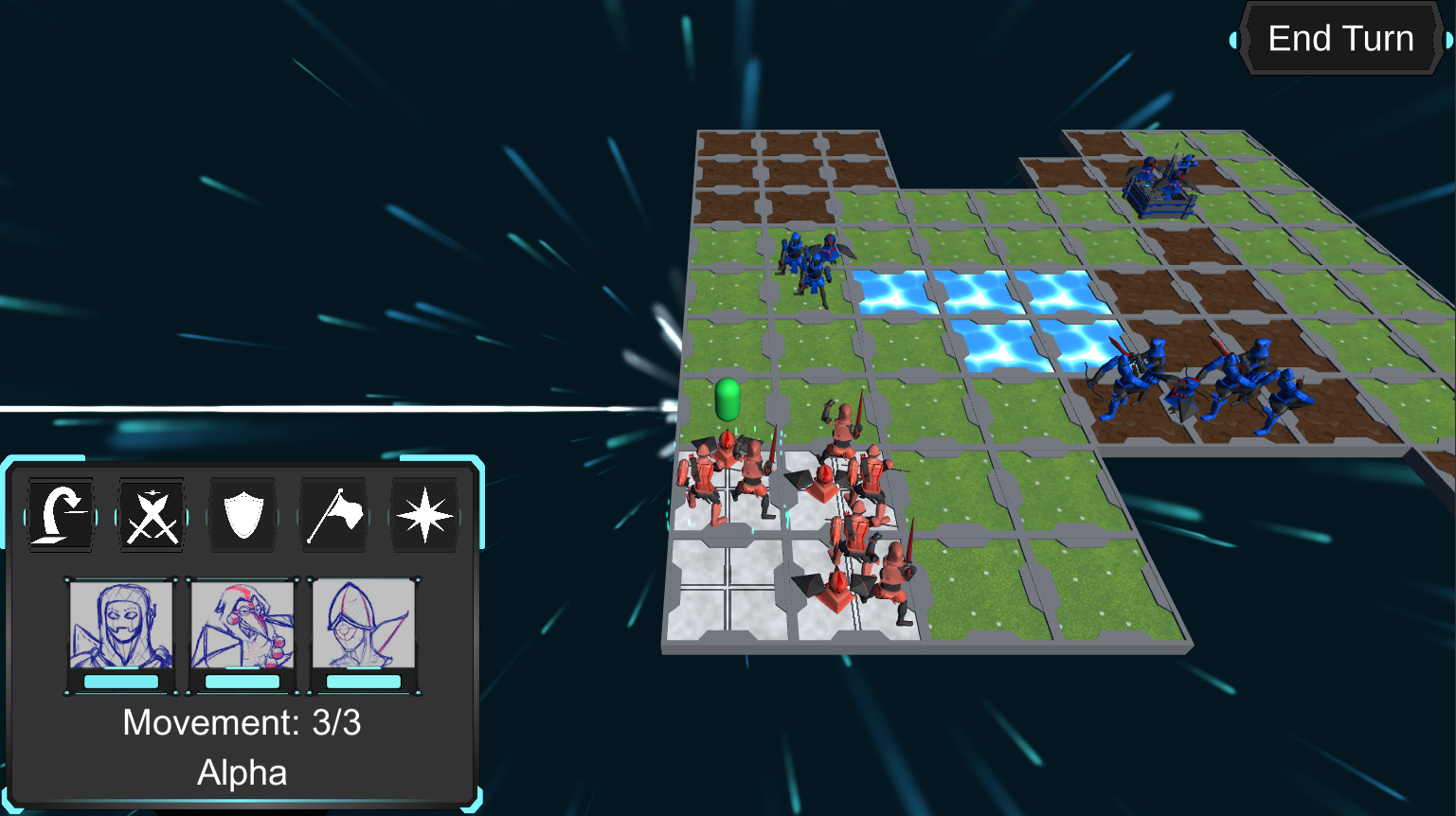 Turn-Based Strategy, reminiscent of classic strategy games!